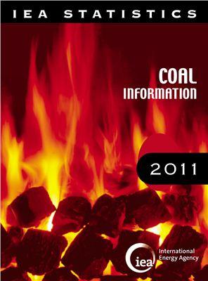 IEA Statistics. Coal Information 2011