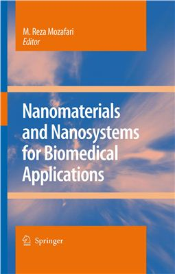 Mozafari M.R. (ed.) Nanomaterials and Nanosystems for Biomedical Applications