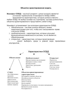 Лекции - Теория Экономических информационных систем