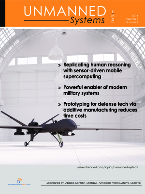 Unmanned Systems 2016 Volume 03 №01