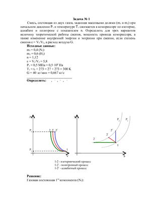 Термодинамика циклы примеры решения задач бесплатное решение онлайн задач по физике