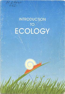 Положинцев Б.И. Introduction to Ecology