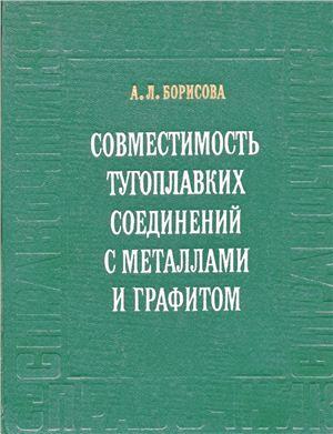 Борисова А.Л. Совместимость тугоплавких соединений с металлами и графитом. Справочник