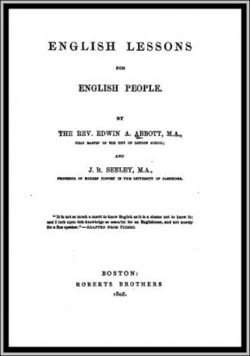 Abbott E. English Lessons for English People