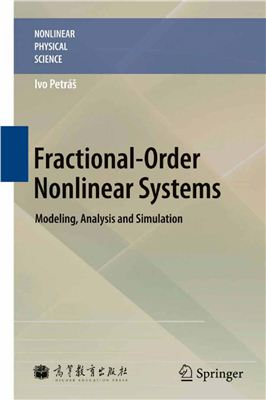 Petras I. Fractional-Order Nonlinear Systems: Modeling, Analysis and Simulation