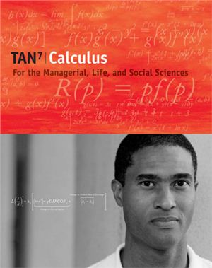 Tan S.T. Calculus for the Managerial, Life, and Social Sciences
