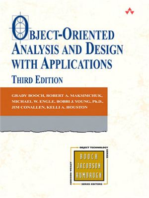 Booch G. Object-oriented analysis and design with applications