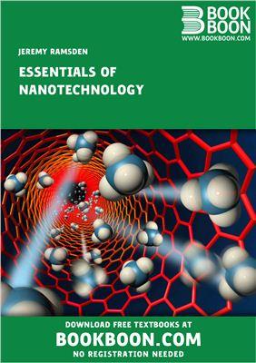 Ramsden Jeremy. Essentials of Nanotechnology