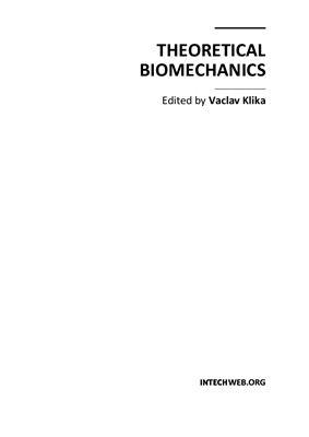 Klika V. (ed.) Theoretical Biomechanics