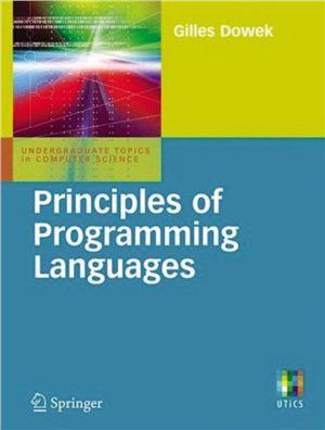 Dowek G. Principles of Programming Languages