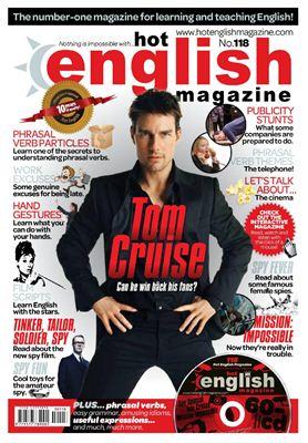 Hot English 2011 №118