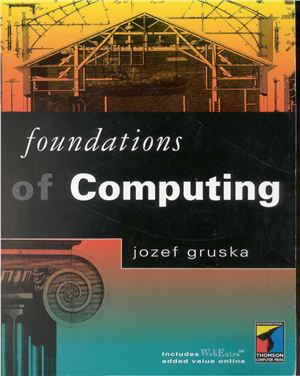 Gruska J. Foundations of Computing