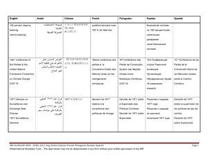 Глоссарий финансовой и экономической терминологии: русский, английский, арабский, китайский, французский, португальский, испанский