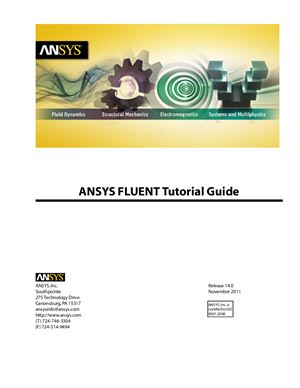 ANSYS FLUENT 14.0 Tutorial Guide