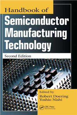 Handbook of semiconductor manufactruring technology (2008)
