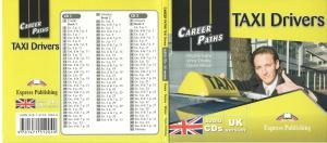 Evans Virginia et al. Career Paths: Taxi Drivers. Audio CD1