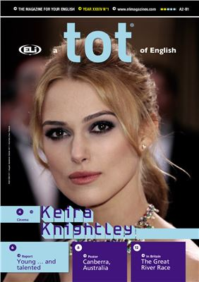 A Tot of English 2011 №01