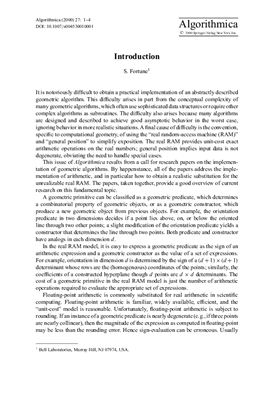 Algorithmica 2000 №27