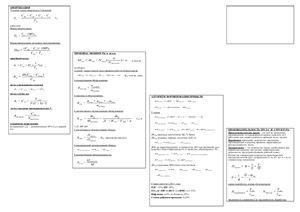 Шпаргалки - формулы к итоговому междисциплинарному экзамену по экономике и управлению на предприятии