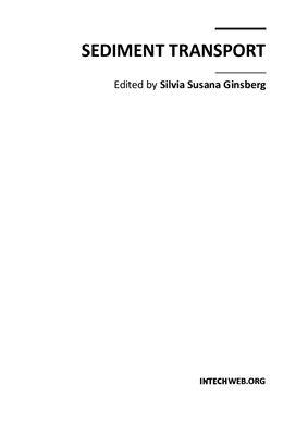 Ginsberg S.S. Sediment tansport