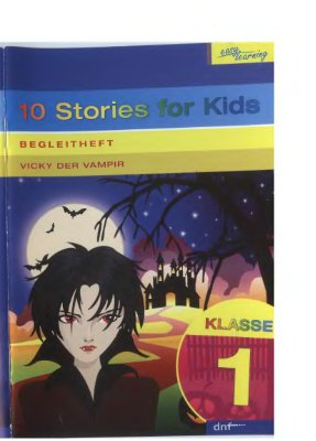 10 Stories for Kids. Vicky the Vampire