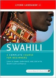 Muhamed Khalfan, Mazrui Abdulwahid. Living Language: Swahili - a complete course for beginners. Audio 1