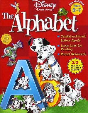Disney Learning: The Alphabet