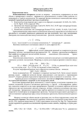 Химия композитов