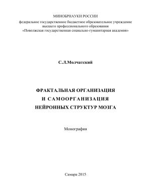 Молчатский С.Л. Фрактальная организация и самоорганизация нейронных структур мозга