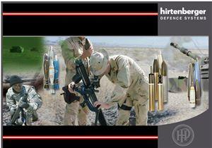 Ammunition of Hirtenberger defence systems