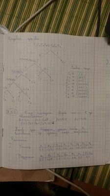 Решения задач по курсу Основы теории кодирования