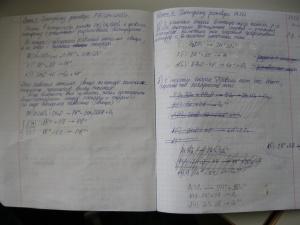 Лабораторная работа по химии (электролиз)