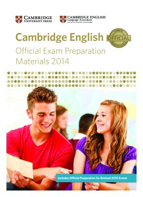 Official catalogue for Cambridge English exams