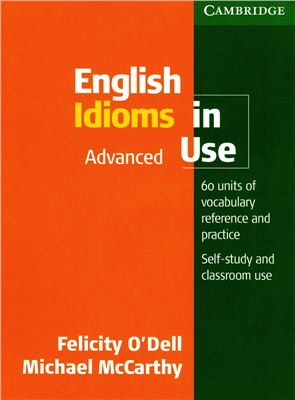 McCarthy Michael, Odell Felicity. English Collocations In Use