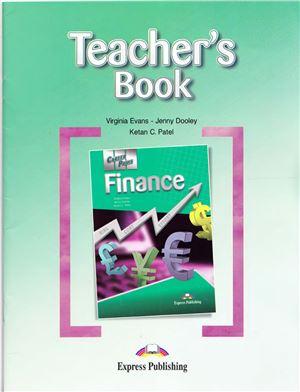 Evans V., Dooley J., Patel K. Finance. (A1, A2, B1) Teacher's Book