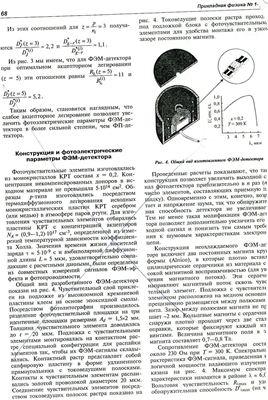 Фотоприёмники на Теллуриде Кадмия-Ртути (CdHgTe, КРТ, MCT)