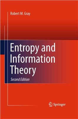 Gray R.M. Entropy and Information Theory