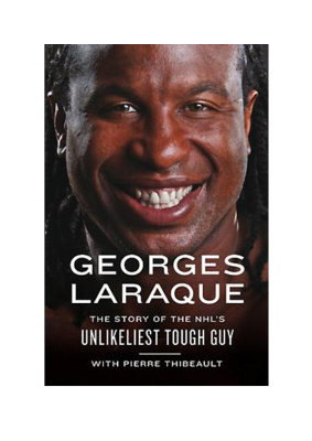 Джордж Ларак - История самого нелюбимого тафгая НХЛ/ Georges Laraque - The Story of the NHLs Unlikeliest Tough Guy
