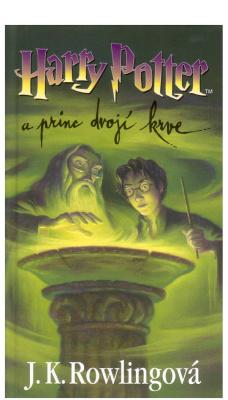 Rowlingová Joanne. Harry Potter a Princ dvojí krve 1/8