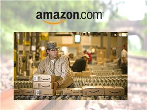 Презентация компании Amazon.com