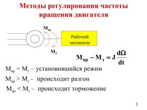 Асинхронные машины - 3