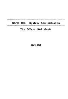 Вилл Л. Системное администрирование SAP R/3