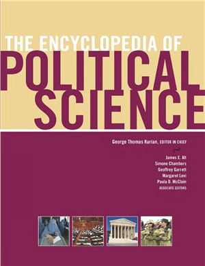 Kurian, G. Th. The Encyclopedia of Political Science
