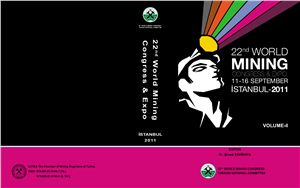 Matherials of 22nd World Mining Congress & Expo, Istanbul, Turkish, 2011, Volume 2