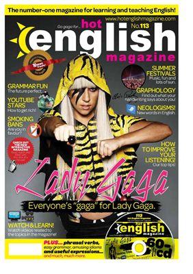 Hot English 2011 №113