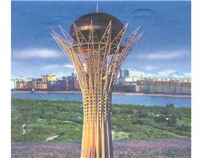 Презентация - Астана - столица Казахстана