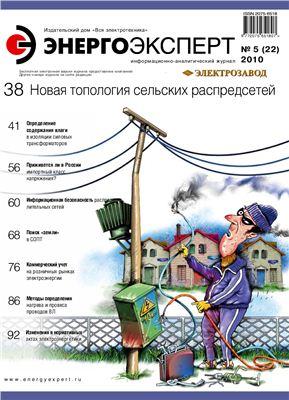 Энергоэксперт 2010 №05