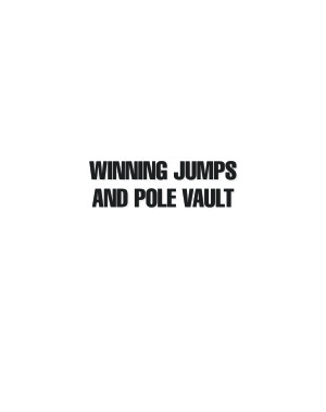 Jacoby Ed (ed.) Winning Jumps and Pole Vault