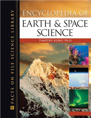 Kusky T. Encyclopedia of Earth and Space Science