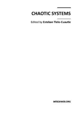 Tlelo-Cuautle E. Chaotic Systems